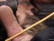 Super Sexy ALT Pain Slut Captured in Brutal Bondage