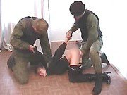 Killer raped by the SWAT