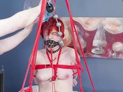 Ava Little in extreme anal submission