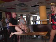 Blonde Czech Slut Gets Fucked