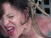 Fawn Locke has a squirting good time