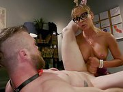 Cherie DeVille Humiliates Her Boss Mike Panic