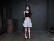 The amazing Joanna Angel get tied up hard!