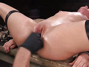 Tiny Squirting Slut Lilly Lit - Kink