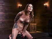 Sexy Alt Girl Rocky Emerson Has Nonstop Orgasms From Fucking