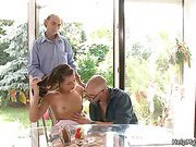 Hot Wife is Seduced by Stranger
