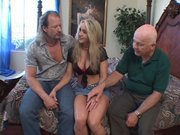 Horny Wife Laurie Garvey Gets Her Birthday Present!