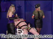 Cbt slave pleasing two mistresses
