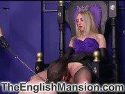 Cbt slave pleasing two mistresses