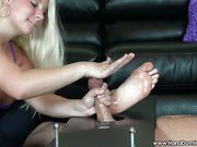 Foot and hand for slave