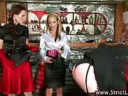 Domina bitches whipping sissy