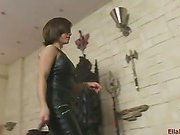 A Harsh Slave Whipping