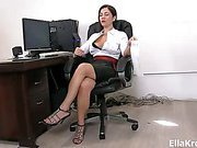 Trampling Her Useless Worker