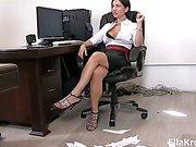 Trampling Her Useless Worker