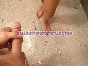 Tess ballbusting
