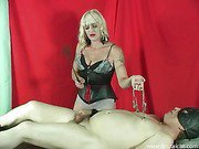 Mistress Kelly sadistic CBT