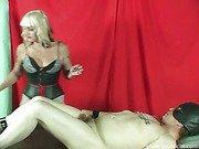 Mistress Kelly sadistic CBT