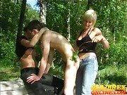 Slave Rodion dogging