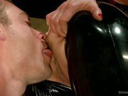 EXTREME FEMDOM Prostate Milking Extravaganza!