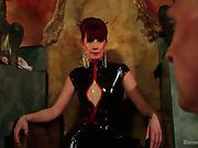 Maitresse Madeline visits noted Midtown Manhattan dungeon!!!