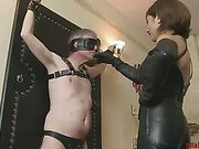 Slapping My Slave's Face!