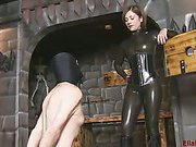 Clean My Boots with Your tongue
