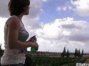 Beer Bottle Rocks