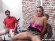 The cuckold can only sit and watch