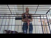 Caged Cocks