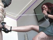 Teased In Chastity