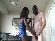Ballbusting Ebony Goddess