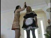 Punished Sissy Maid