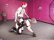 Pony Slave Riding