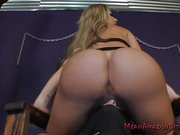 Courtney Taylor smothers his face with her UNBELIEVABLE ASS