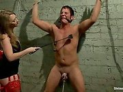 Wife cuckolds her husband with a sexier more well endowed