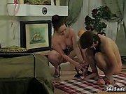 Twisted femdom pleasures