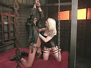 Mistress Lorelei Lee having fun
