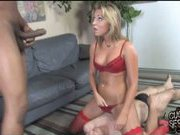 Jaelyn Fox having fun with big black dick