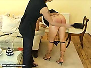 Spanking from Mistress
