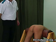 Some hardcore caning