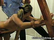 Medieval style punishment