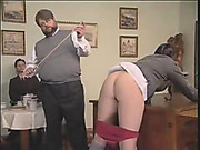 Cane worked hard on innocent ass cheeks