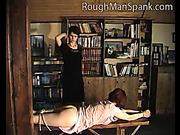 Cruel lesbian mistress can punish to tears