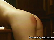 Headmistress punished bad girls