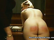 Headmistress punished bad girls
