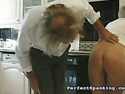 Stupid blonde got canes