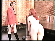 British babe was flogged by her Mistress