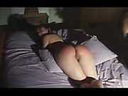 Merciless OTK spanking from headmistress
