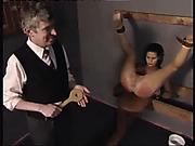 Three naughty beauties got strict discipline