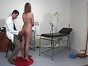 Kinky treatment from doctor for young girls